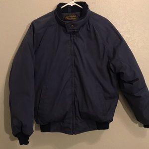 Vintage Eddie Bauer down jacket